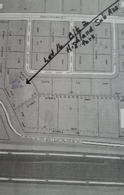 Blk 2 E K96 Northeast Frontage Rd Unit Highland Sub Add Park Lot 16 Mount Hope, KS 67108