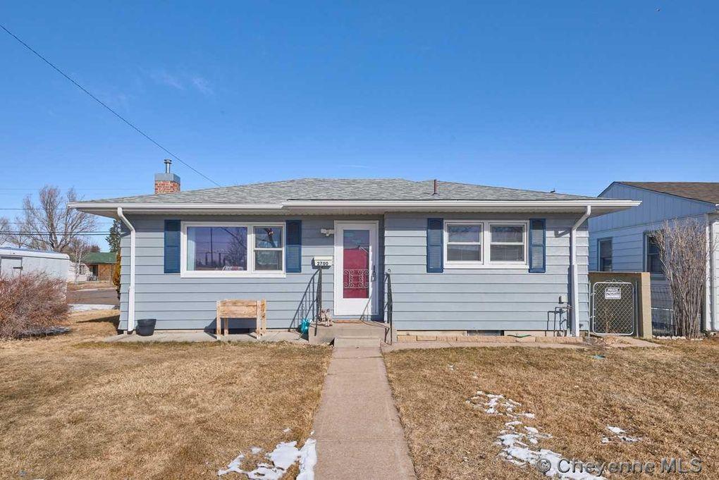 2700 E 10th St, Cheyenne, WY 82001