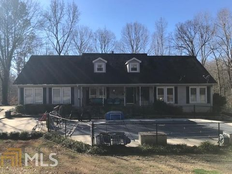 262 Jackson Shoals Rd, Franklin, GA 30217