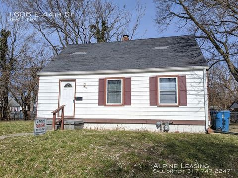 Photo of 1606 E 44th St, Indianapolis, IN 46205