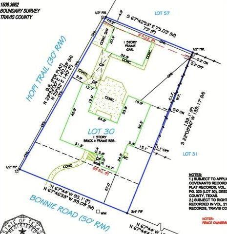 Road Map Of Austin Texas.3004 Bonnie Rd Austin Tx 78703