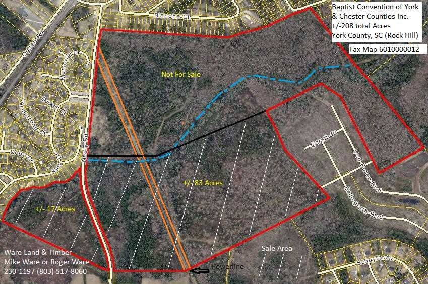 100 Acres Neely Rd, Rock Hill, SC 29730 - realtor.com® on county road maps, county farm maps, county services maps, county health maps, county parcel maps, county subdivisions,