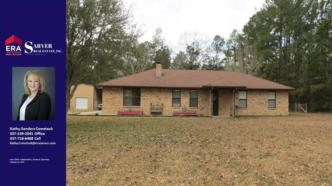 154 B And G Loop, Leesville, LA 71446