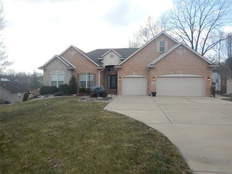 Photo of 5 Timber Stone Ct, Glen Carbon, IL 62034