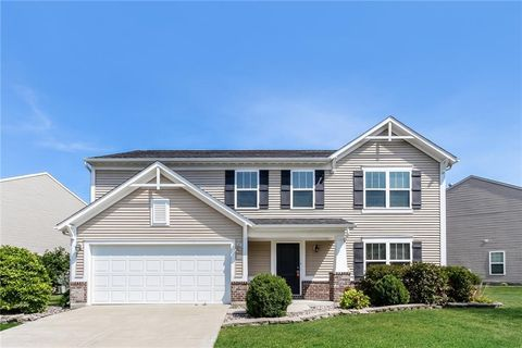Photo of 12970 Bartlett Dr, Fishers, IN 46037