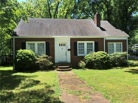 Photo of 324 West Ave, Cartersville, GA 30120