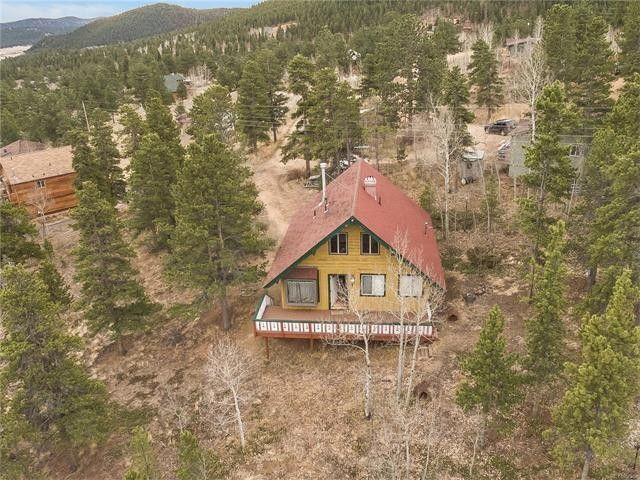 87 smokey rock rd bailey co 80421 home for sale real
