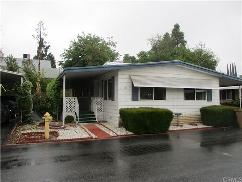 Wildwood Canyon Mobile Home Estates, Yucaipa, CA Real Estate