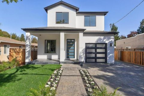 1640 Villa St, Mountain View, CA 94041