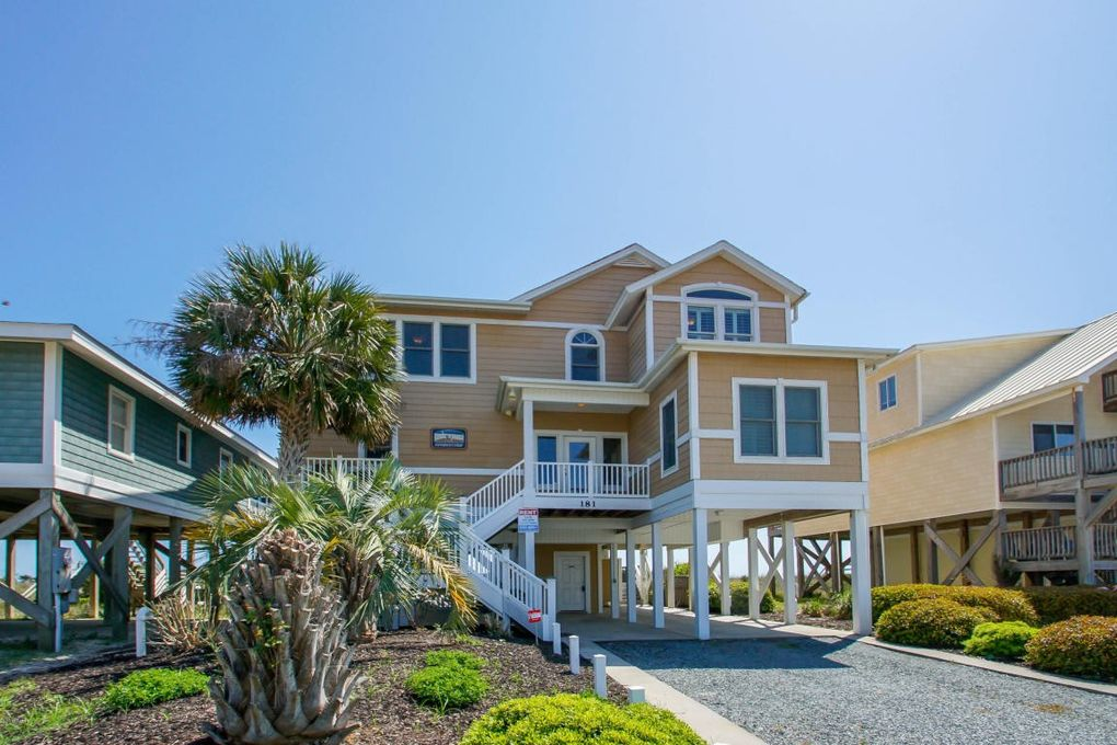 Holden Beach Family Homes For Sale