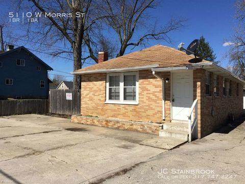Photo of 5110 W Morris St, Indianapolis, IN 46241