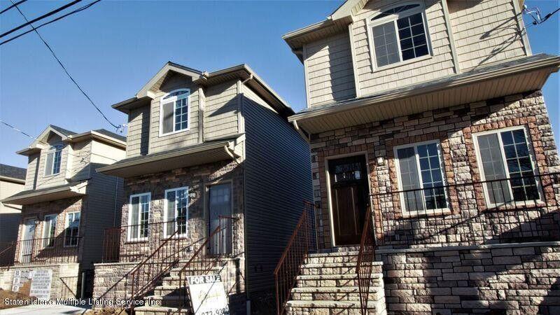 New Construction Homes Staten Island