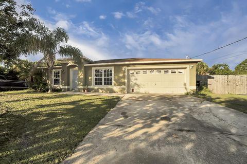 Wondrous 2838 Sw Fleming Ave Palm Bay Fl 32908 Home Interior And Landscaping Dextoversignezvosmurscom