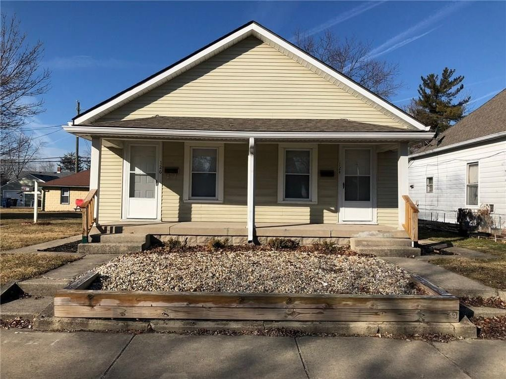 126 S 8th Ave, Beech Grove, IN 46107