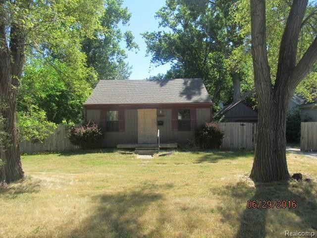 1648 Venoy Rd Garden City Mi 48135 Home For Sale