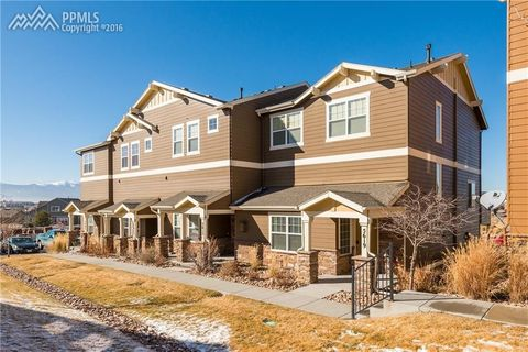 colorado springs co real estate homes for sale