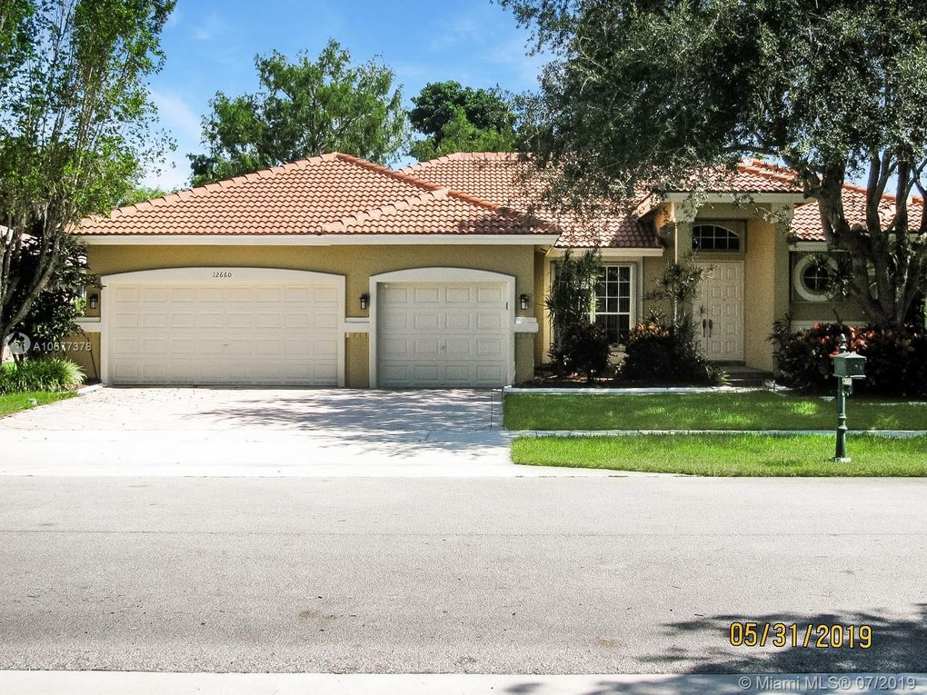 12660 Countryside Ter, Cooper City, FL 33330