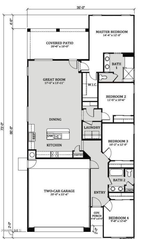 20261 N Herbert Ave, Maricopa, AZ 85138
