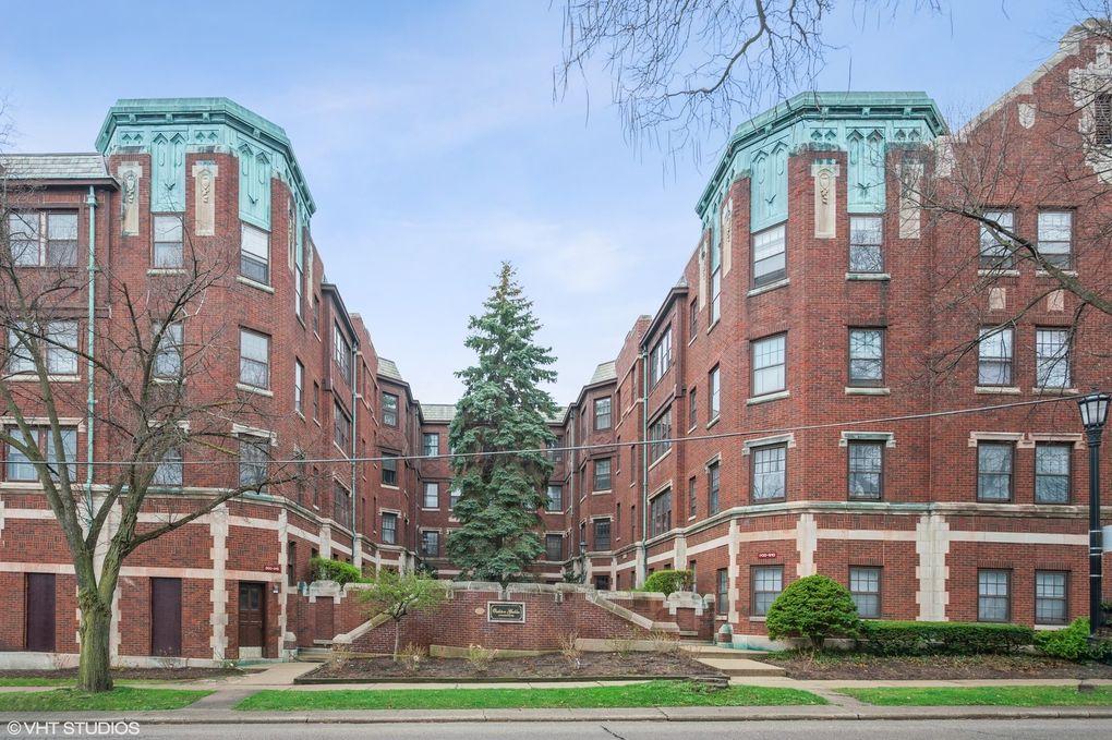 904 Oakton St Unit 1W Evanston, IL 60202