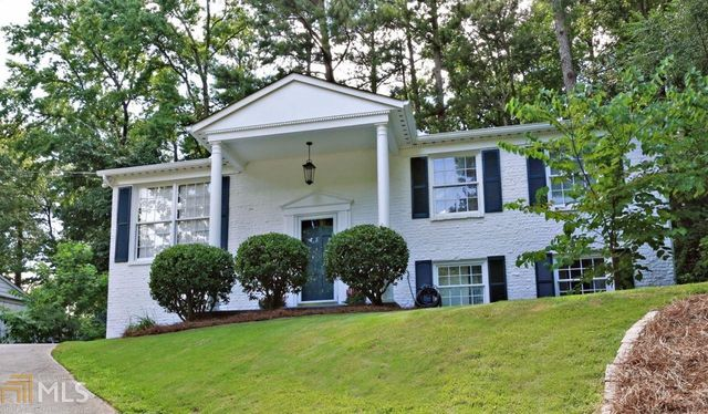 3854 admiral dr atlanta ga 30341 home for sale and