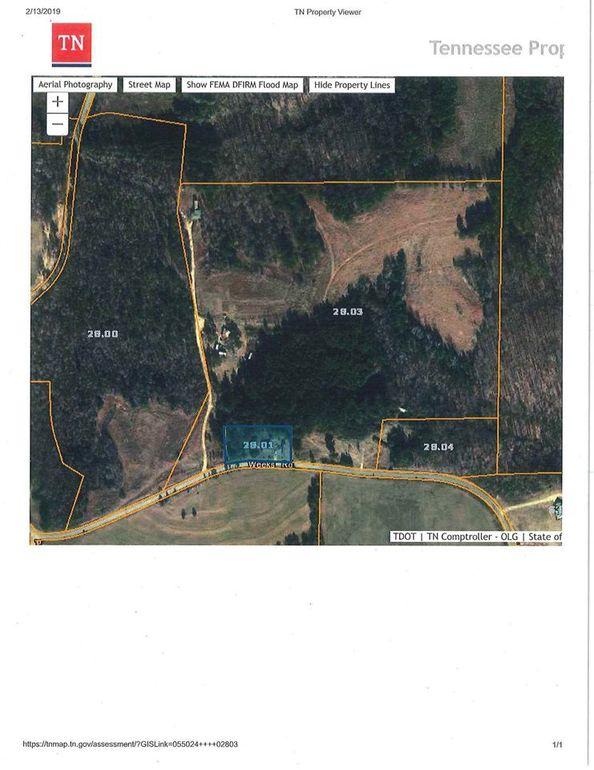 1681 Meeks Rd, Bethel Springs, TN 38315