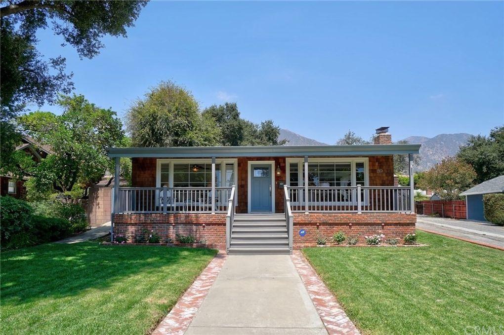 89 W Bonita Ave Sierra Madre, CA 91024