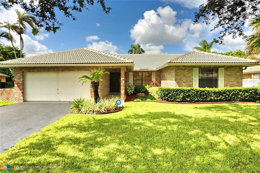 634 NW 112th Way Coral Springs, FL 33071