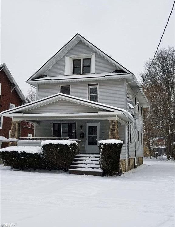 Hillwood Homes Akron Ohio