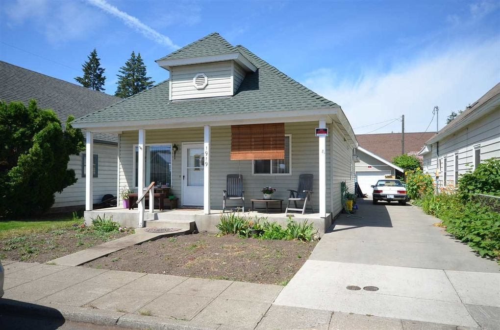 1919 N Oak St Spokane, WA 99205