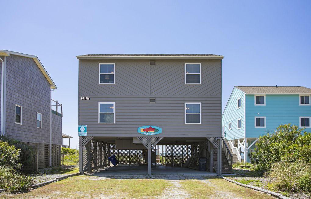 6717 W Beach Dr Oak Island, NC 28465