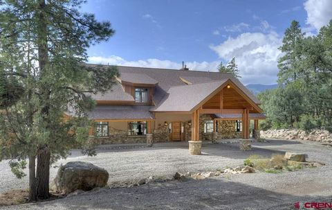 195 Lockes Mountain Rd, Durango, CO 81301