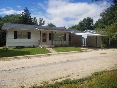 311 S Miller St, Mount Carroll, IL 61053