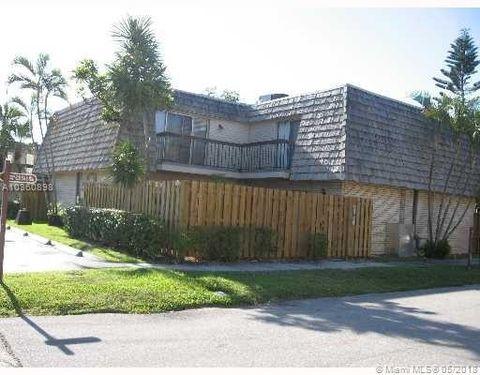 Bay Tree Patio Homes Condominiums, Pompano Beach, FL