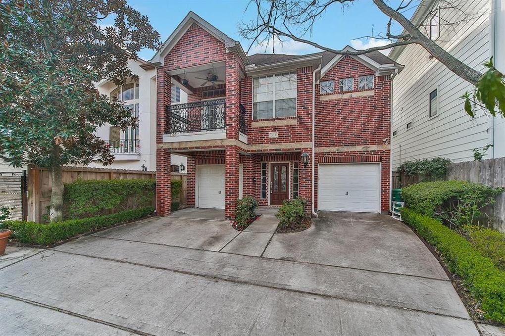 Wondrous 305 Knox St Houston Tx 77007 Home Interior And Landscaping Ologienasavecom