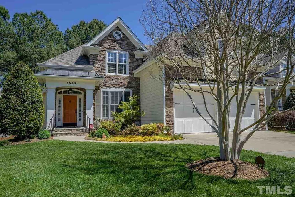 1545 Heritage Links Dr, Wake Forest, NC 27587