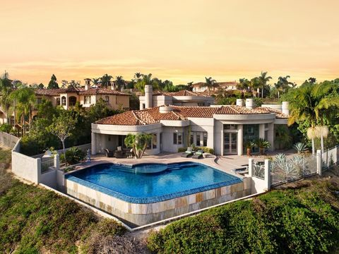 san diego ca homes with special features