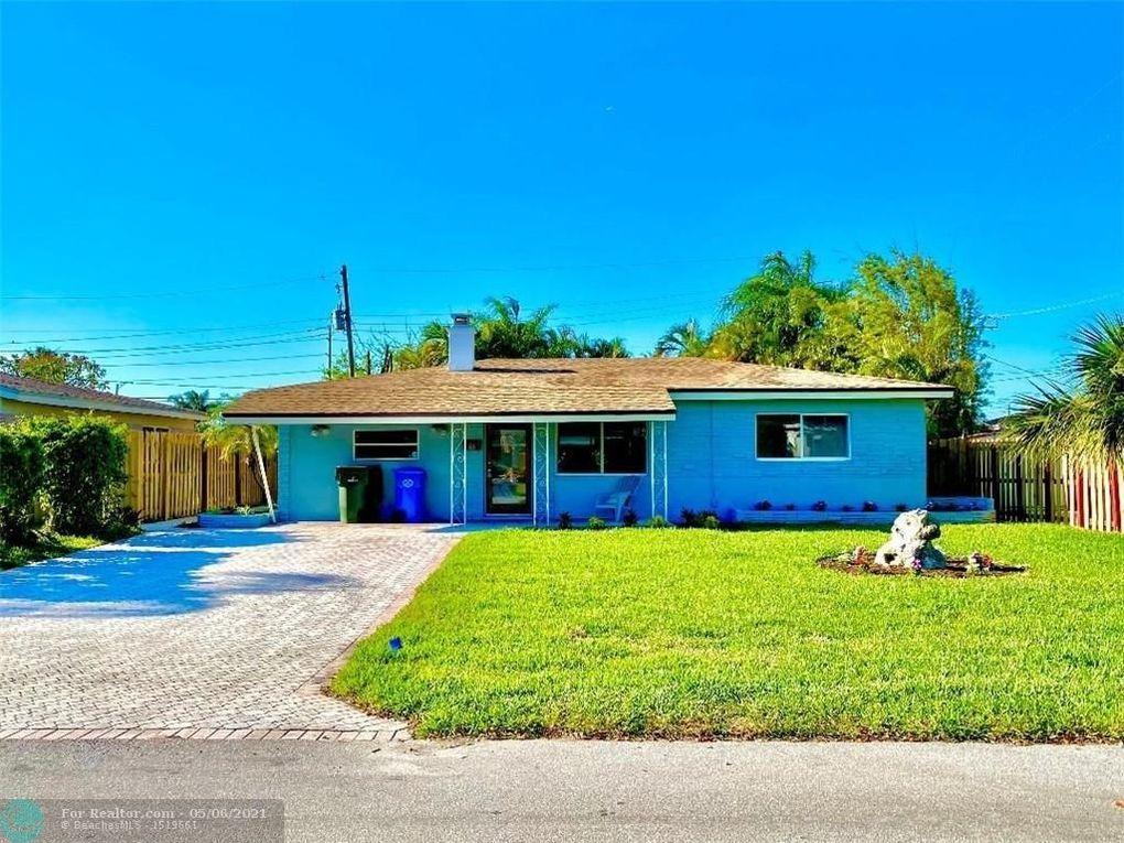381 NE 43rd St Oakland Park, FL 33334