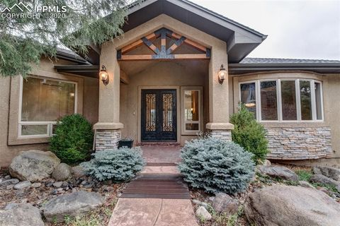 Photo of 4918 Chippewa Dr, Larkspur, CO 80118