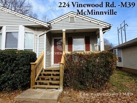 Photo of 224 Vinewood Rd Unit M39, McMinnville, TN 37110