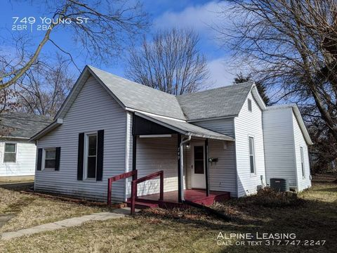 Photo of 749 Young St, Franklin, IN 46131