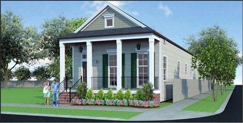 1503 Lesseps St, New Orleans, LA 70117