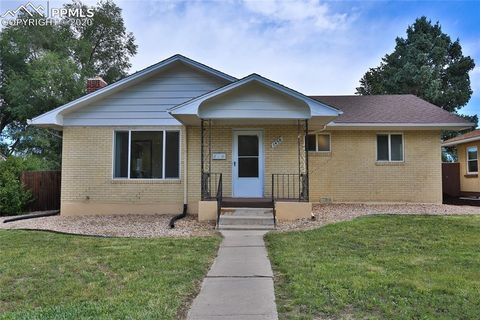 Photo of 1438 N Foote Ave, Colorado Springs, CO 80909