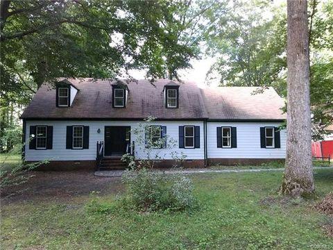 616 Garnetts Mill Ln, Walkerton, VA 23177