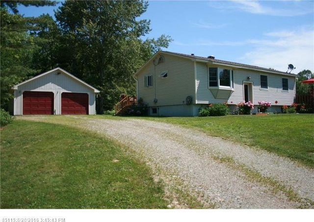 2362 carmel rd n newburgh me 04444 home for sale