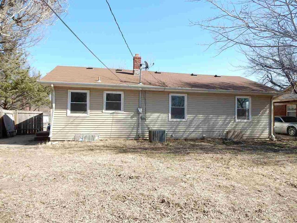 3063 S Glenn Ave Wichita Ks 67217