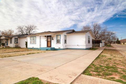 2100 Johnson St, Big Spring, TX 79720