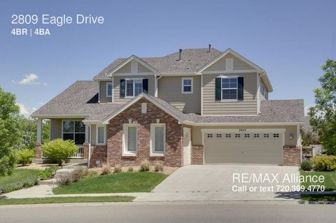 Photo of 2809 Eagle Dr, Erie, CO 80516