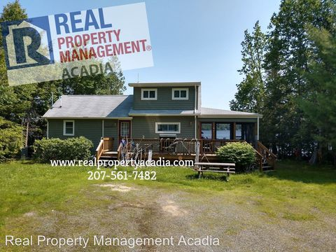 Photo of 1103 Macomber Mill Rd, Eastbrook, ME 04634