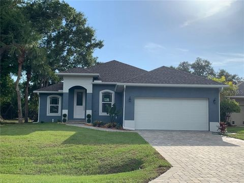 P O Of 126 Crevalle Rd Rotonda West Fl 33947 House For Sale