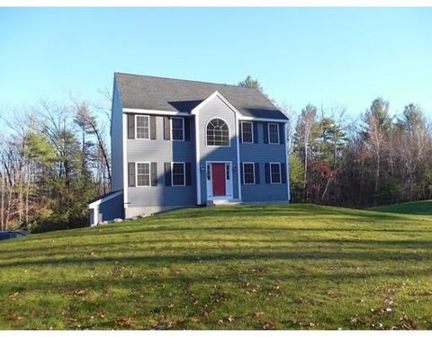 166 Fitchburg Rd, Townsend, MA 01469